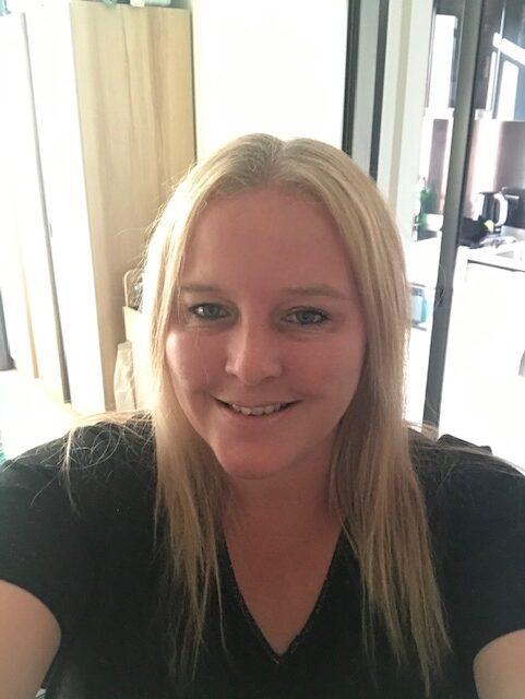 Sarah Calvert, Support Worker